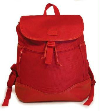 Mobile Edge Llc Sumo Combo Backpack - Red 1680d Ballistic Nylon - Holds 14.1 Pc Or 15 Mac Screen