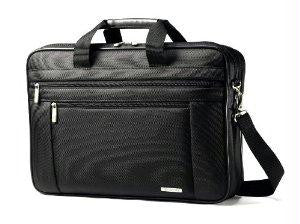 Samsonite Llc 17two Gusset Case-classic Business