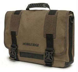 Mobile Edge Llc Mobile Edge - Ultrabook Eco-friendly Messenger Bag - 14in-15in Mac - Olive,eco-f