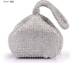 Women's Sequined Soft Wristlet
