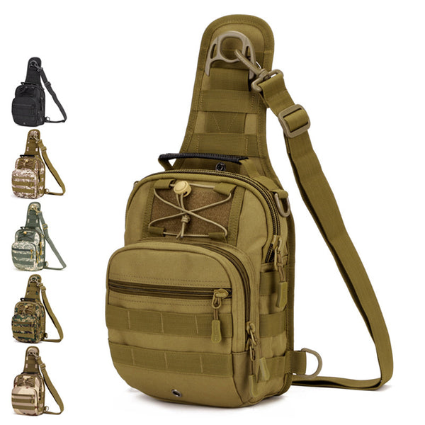 Multi-function Waterproof Shoulder Day Bag