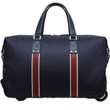 Waterproof Unisex High Quality Travel Trolley Rolling Duffle Bag