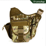 Waterproof Crossbody Messenger Bag