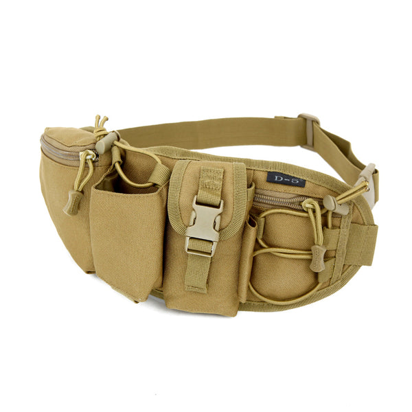 Nylon Waist Bag Day Pack Military Assault 1000D