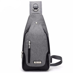 Nylon Multifunctional Small Shoulder Bag
