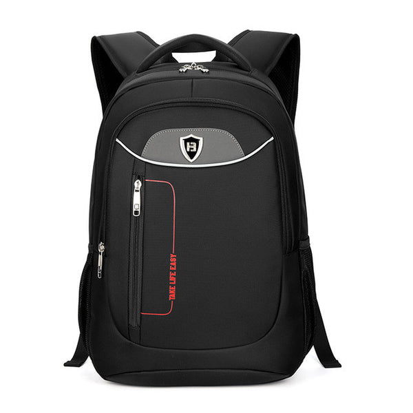 Men's Business Backpack Oxford 15.6""