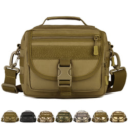 Men's Riding Handbag MOLLE Ready