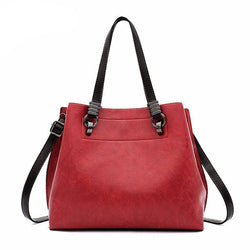 Women's Leatherette Tote
