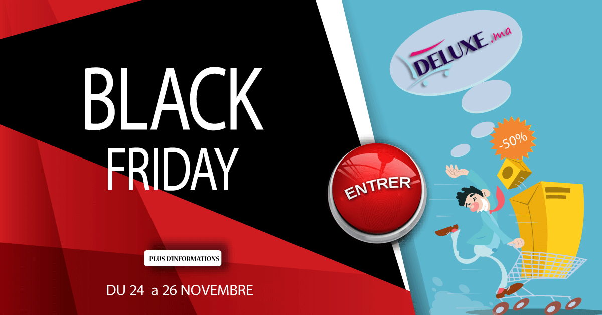 Black friday MAroc