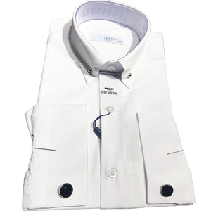 AKUL-CHEMISE BLANCHE | CHEMISE HOMME TURQUE