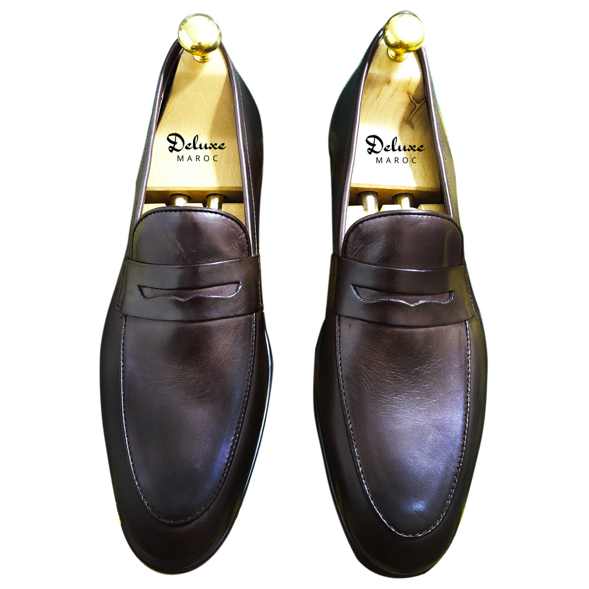 Marron Homme Chaussure Classe Chaussure Classe Homme dBCxore