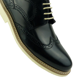 OSCAR - Chaussure Cuir Noir | Chaussure Homme Classe Maroc deluxe