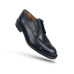 CH1301-015 - Chaussure cuir NOIR - deluxe-maroc