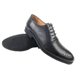 CH1400-015 - Chaussure cuir NOIR - deluxe-maroc