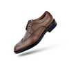 CH312-015 - Chaussure Cuir TABAC| Chaussure Homme Classe Maroc