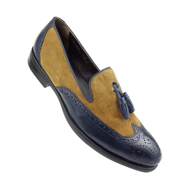 MATHYS - Chaussure Cuir Tabac | Chaussure Homme Classe Maroc deluxe