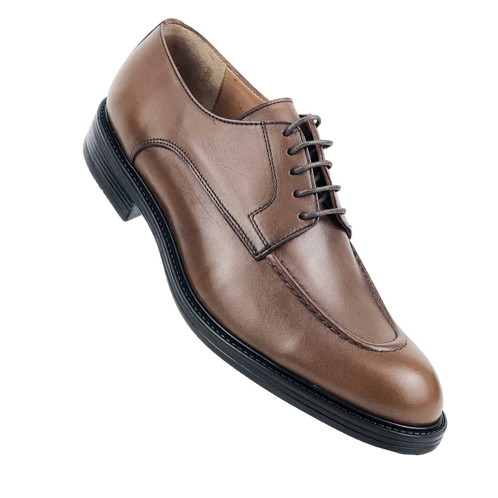 CH396-015 - Chaussure Cuir TABAC| Chaussure Homme Classe Maroc