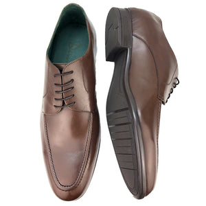 CH2121-019  - Chaussure Cuir Marron - deluxe-maroc