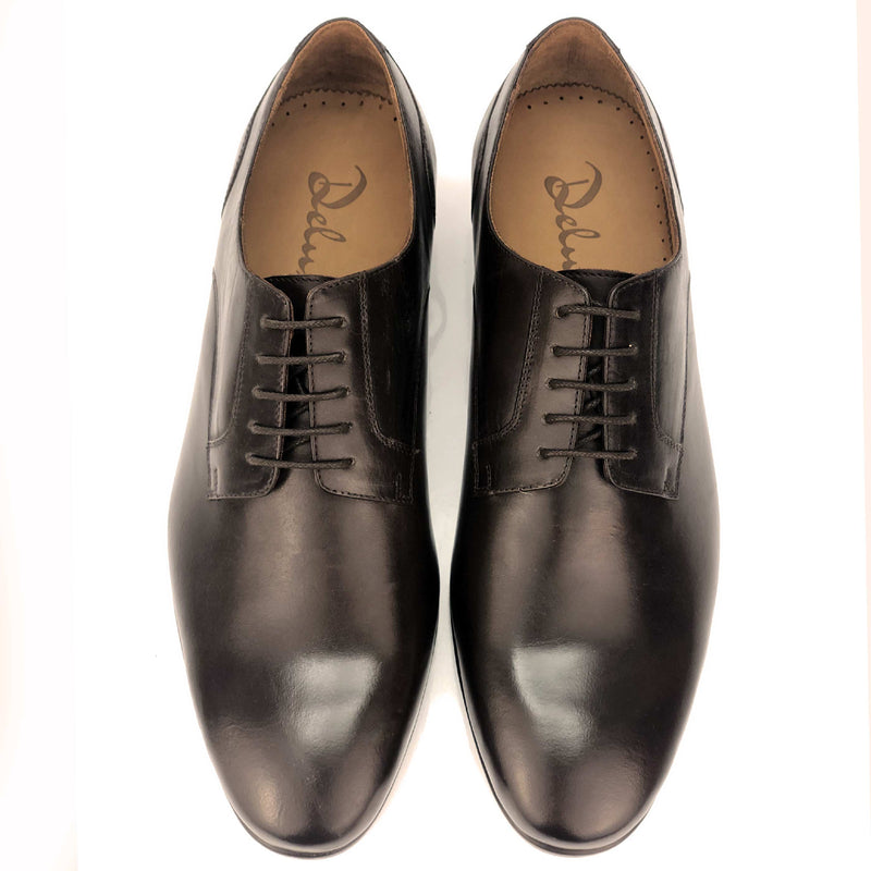 CH1402-019 Chaussure Cuir marron - deluxe-maroc