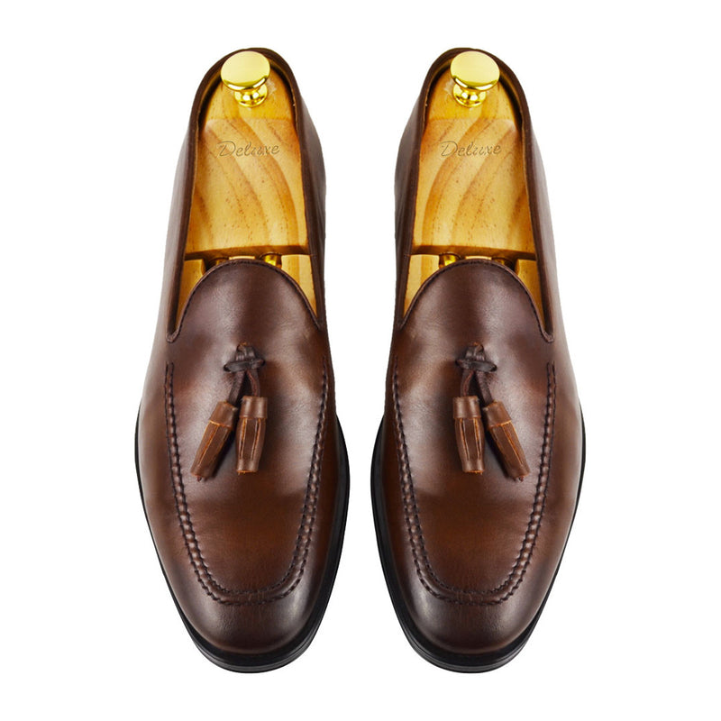 Cuir Classe Homme HERVE Tabac Chaussure Chaussure Maroc wq5npSXx