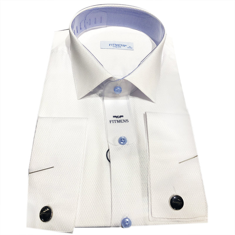 PASCAL -CHEMISE BLANCHE | CHEMISE HOMME TURQUE