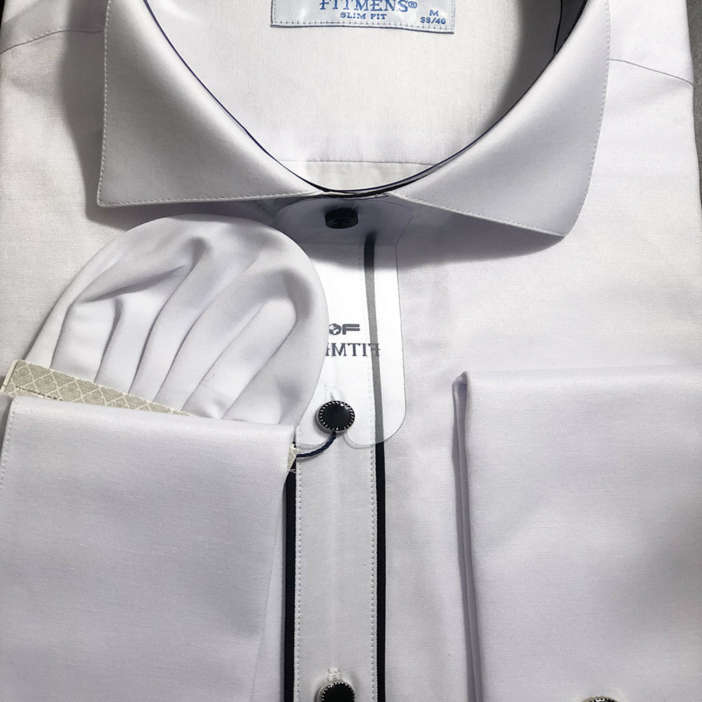 ABELLE-CHEMISE BLANCHE | CHEMISE HOMME TURQUE