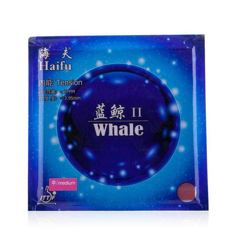 Haifu Whale II National version - Table Tennis Hub