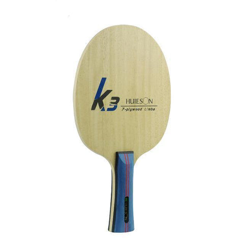 Huieson K3 7 Ply Carbon Super Light Blade - Table Tennis Hub