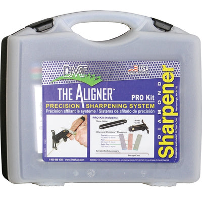 DMT Aligner Pro Kit Knife Sharpening System - Naa Gear