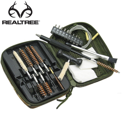 Realtree Rifle Maintenance Cleaning Kit - Naa Gear