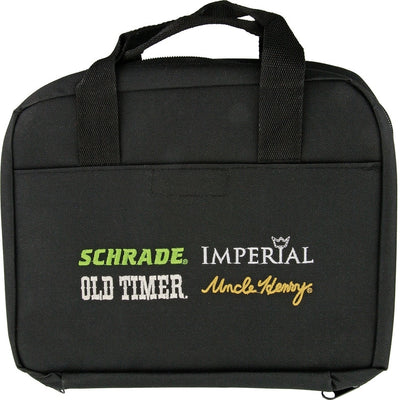 Schrade Embroidered Knife Storage Pack - Naa Gear