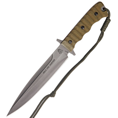 TOPS Knives Wild Pig Hunter WPH-07 Hunting Sticker Knife - Naa Gear