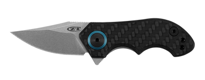 Zero Tolerance ZT 0022 Small Galyean Flipper Folding Knife - Naa Gear