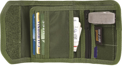 Maxpedition CMC Wallet OD Green 0253G - Naa Gear
