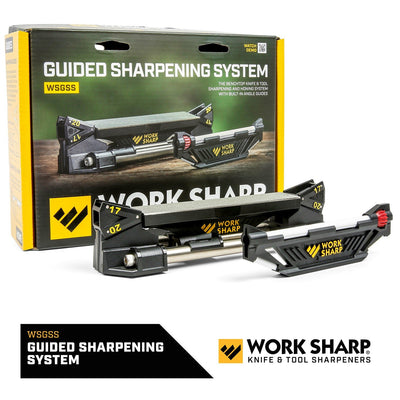 Work Sharp Guided Knife Sharpening System - Naa Gear
