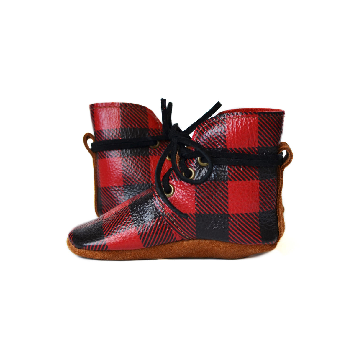 RTS- Plaid Boot