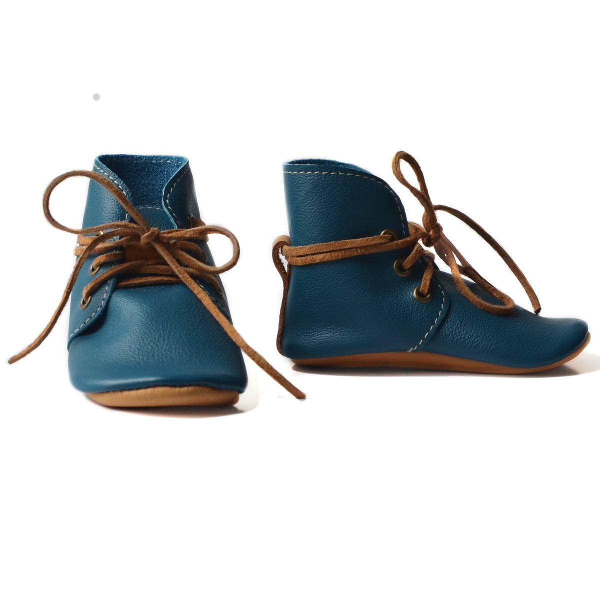 RTS- Turquoise Boot