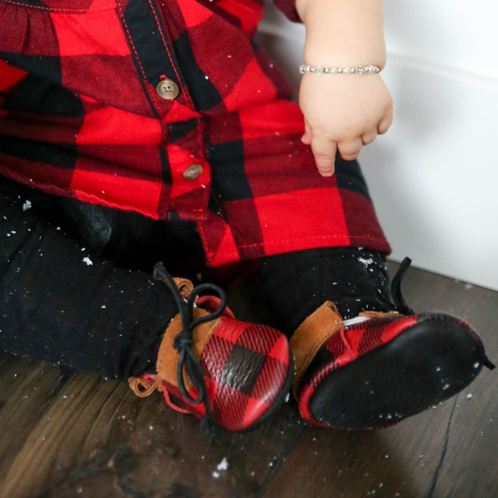 NB - Buffalo Plaid Loafer- 15% off