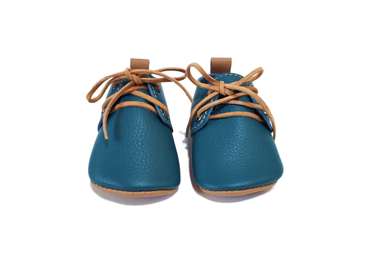 Turquoise Oxford- SALE!