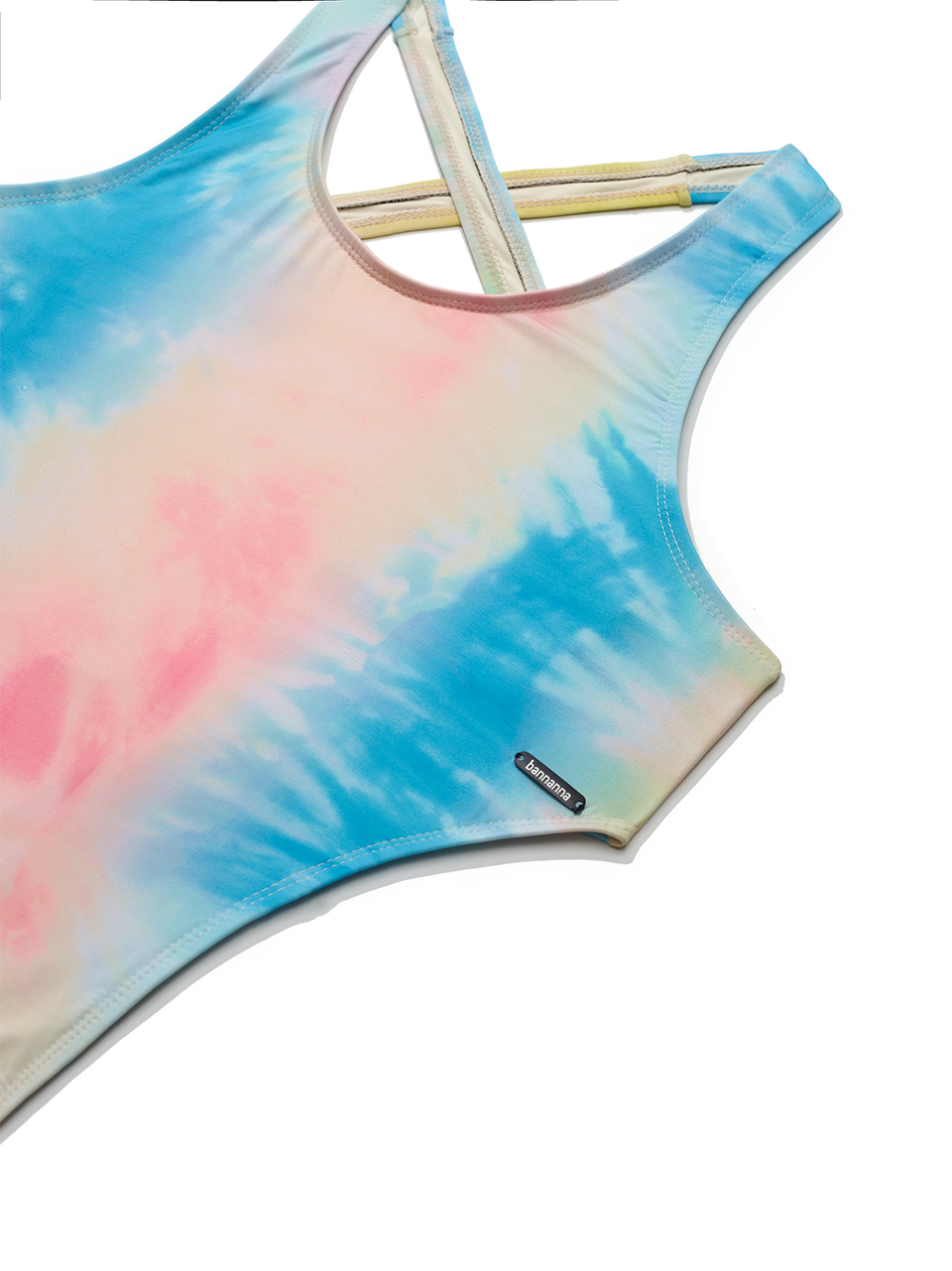 Maiô Estampa Exclusiva Tie Dye