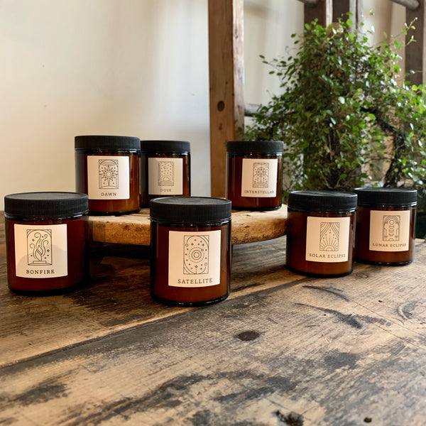Herland Home Coconut Wax Candles - Various