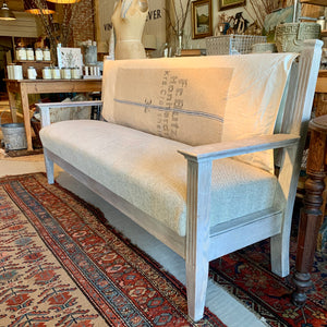 Upholstered Bench/Sofa