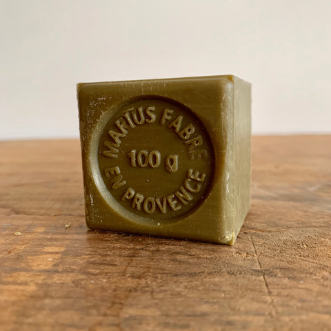 100g Olive Oil Marseille Soap