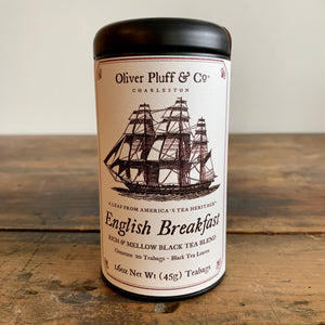 Oliver Pluff & Co. English Breakfast - 20 Teabags