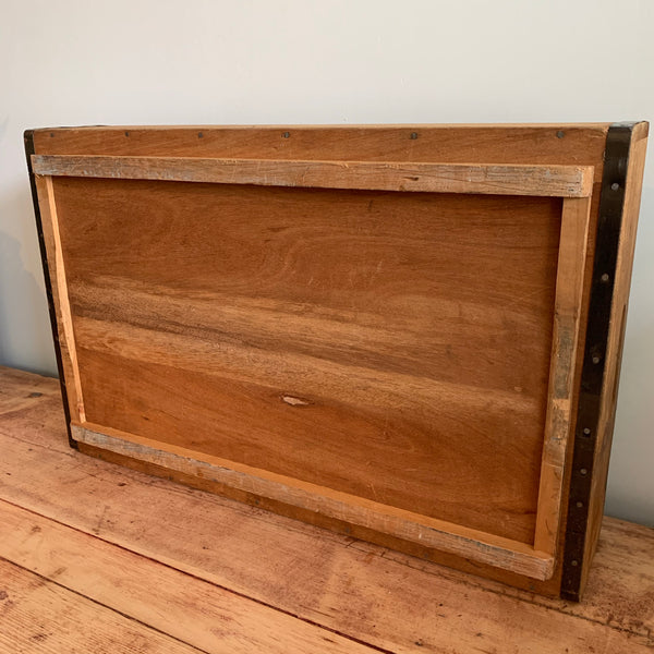 Vintage Wooden Crate/Tray