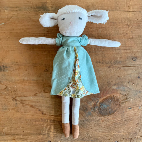 Lamb in Dress