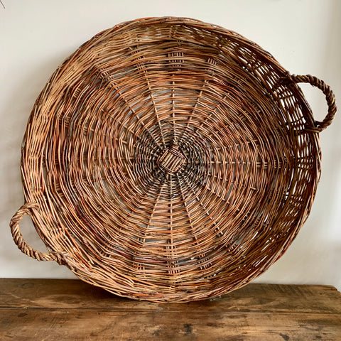 Vintage European Drying Basket