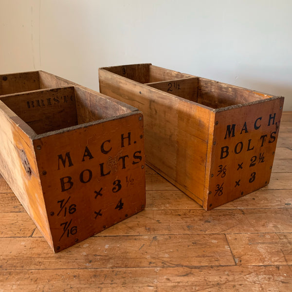 Machine Bolt Box