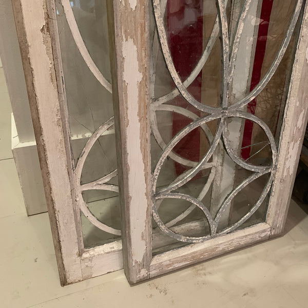 Pair of Vintage Windows