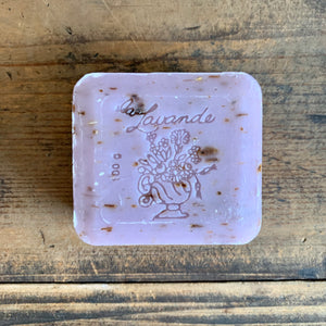 French Soap - Lavender Lilac